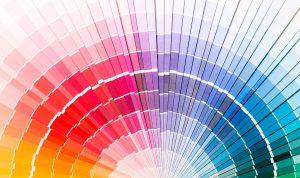 Principali colori in comunicazione