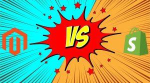 Magento vs Shopify: Qual è il migliore per l'e-commerce
